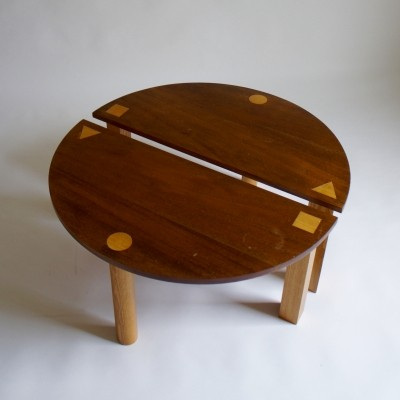 Pair of Shape Coffee Tables, 1980s