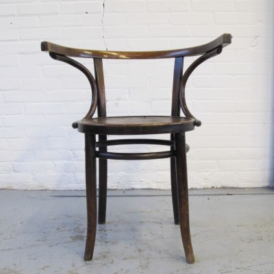Thonet dinner chair, 1920s