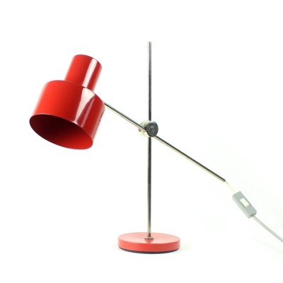 1012 01 desk lamp by Ján Šucháň for Elektrosvit, 1960s