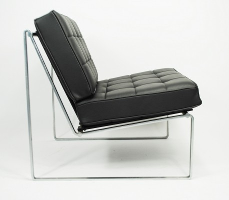 Model 024 lounge chair by Geoffrey Harcourt for Artifort, 1960s