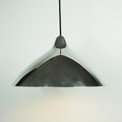 Hanging lamp by Lisa Johansson Pape for Orno, 1950s