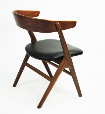 Nr. 7 dinner chair by Helge Sibast for Sibast, 1960s