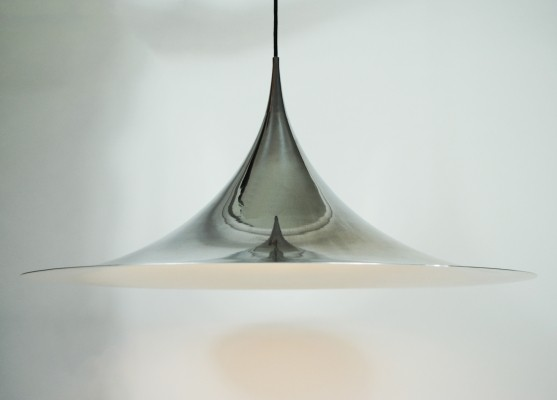 Semi hanging lamp by Claus Bonderup & Thorsten Thorup, 1960s