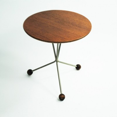 Side table by Albert Larsson for Tibro Sweden, 1950s