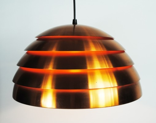 Hanging lamp by Hans Agne Jakobsson for AB Markaryd, 1960s