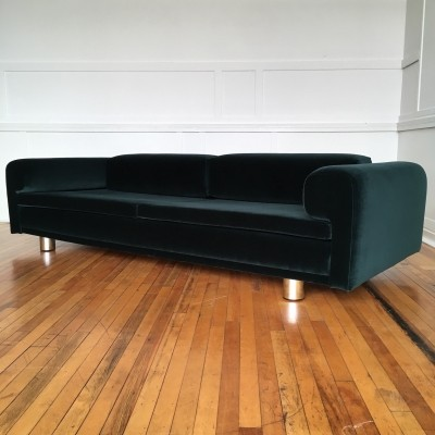 British Diplomat Sofa by John Home for Howard Keith, 1970s