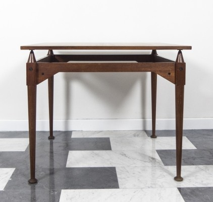 TL3 teak table by Franco Albini for Poggi, 1951
