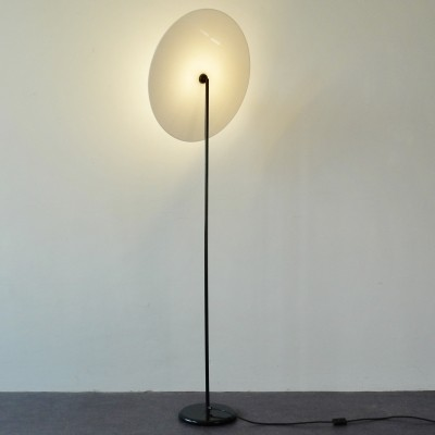Disc floor lamp by Aldo van den Nieuwelaar for Nila & Nila, 1970s