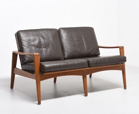 Sofa by Arne Wahl Iversen for Komfort, 1960s