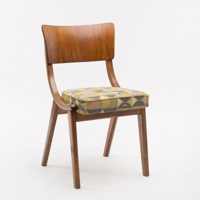 Skoczek dinner chair by Juliusz Kędziorek for Zamość Furniture Factory, 1960s