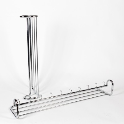 Bauhaus tubular clothes rack from the Bigla factory, 1930s