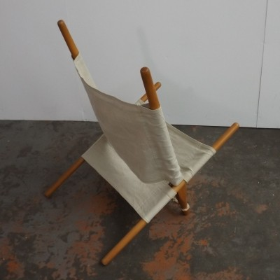 Saw lounge chair by Ole Gjerløv Knudsen for Cado, 1960s