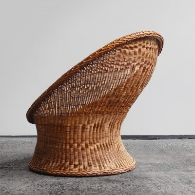 Lounge chair by Wim den Boon for Gebroeders Jonkers, 1950s