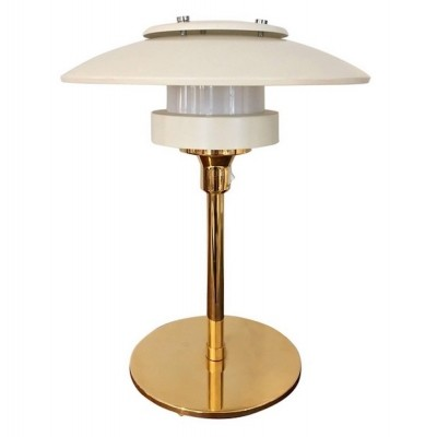 Light Studio by Horn Table Lamp, Model 2686