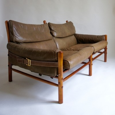Kontiki sofa by Arne Norell for Arne Norell AB, 1960s