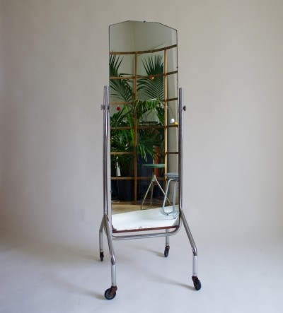 1960's Shop Fitting Coeval Mirror