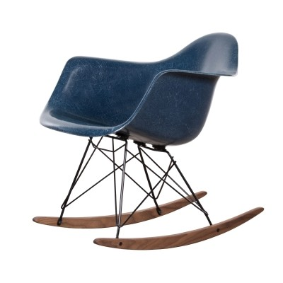 4 x RAR lounge chair by Charles & Ray Eames for Herman Miller, 1960s