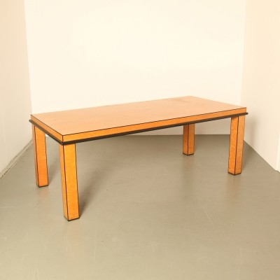 Memphis style table, 1980s