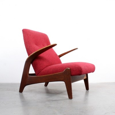Gimson & Slater arm chair, 1960s