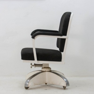 Gispen office chair, 1950s