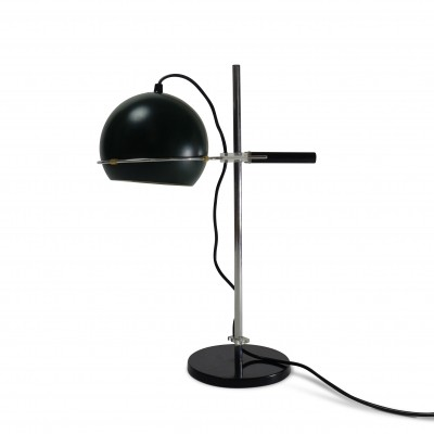 Green Ball Lamp by GEPO
