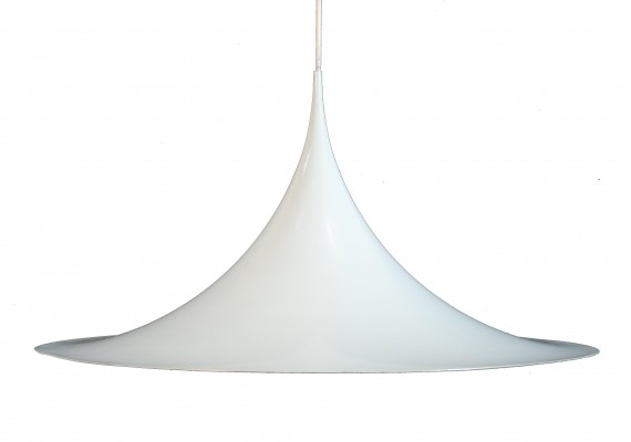 Semi hanging lamp by Claus Bonderup & Thorsten Thorup for Fog & Mørup, 1960s