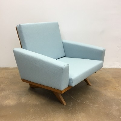 Lounge chair by Georg Thams for AS Vejen Polstermobelfabrik Denmark, 1960s