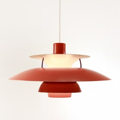 PH5 hanging lamp by Poul Henningsen for Louis Poulsen, 1960s
