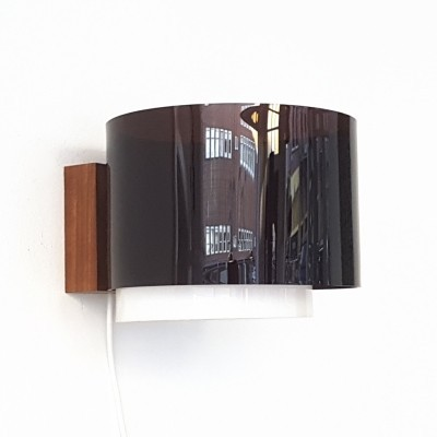 Vintage wall lamp by Stockmann Orno, 1960s