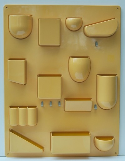 Uten-Silo II wall unit by Dorothee Maurer Becker for Design M, 1960s