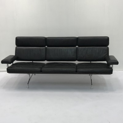 The Eames sofa by Charles & Ray Eames, 1980s