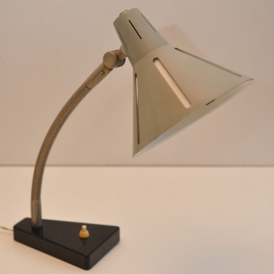 Zonneserie desk lamp by Hala Zeist, 1960s