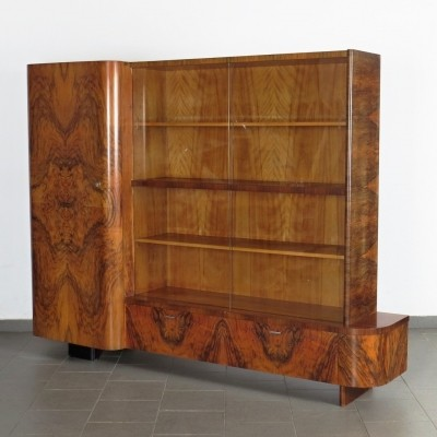 Cabinet by Jindřich Halabala for Spojene UP Zavody, 1930s