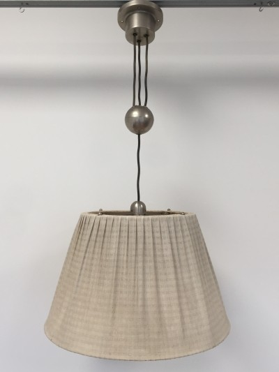 Model 202 / 2065 / 2310 hanging lamp by W. Gispen for Gispen, 1940s