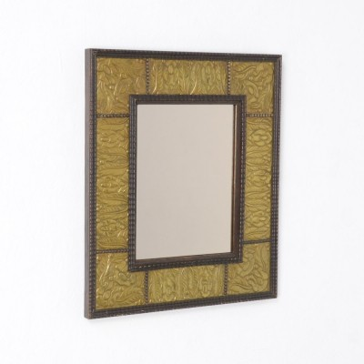 Handcrafted Early 20th Century Mirror