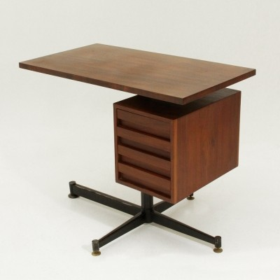 Vintage writing desk, 1950s