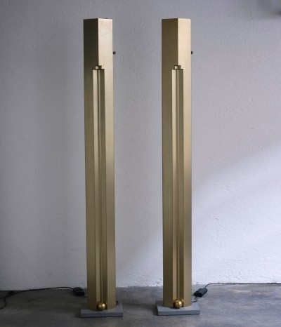Totem floor lamp by Kazuhide Takahama for Sirrah, Italy