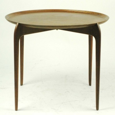 Danish Modern Tray Table by Frits Hansen