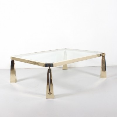Coffee table by Peter Ghyczy for Ghyczy, 1980s