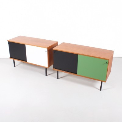 2 x cabinet by Günter Renkel for Rego, 1960s