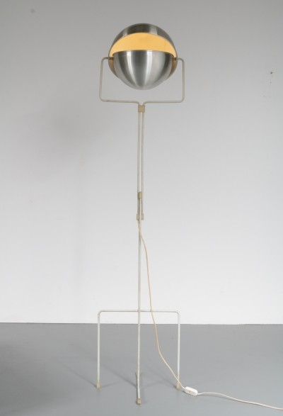 Eclips floor lamp by Evert Jelle Jelles for Raak Amsterdam, 1950s