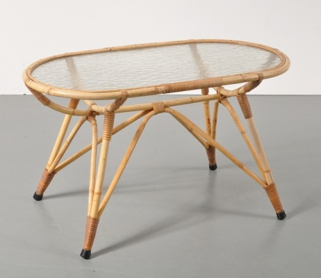 Rohé Noordwolde coffee table, 1950s