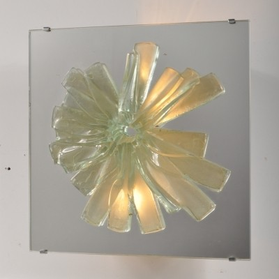 Wall lamp by Willem Van Oyen for Raak Amsterdam, 1960s