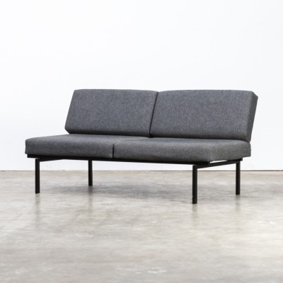 Coen de Vries sofa daybed for Devo, 1950s