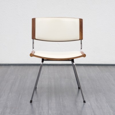 6 x ND150 Badminton dinner chair by Nanna Ditzel for Poul Kolds Savvaerk, 1950s