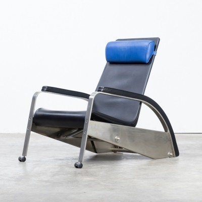 Jean Prouvé Grand Repos 'D80-1' lounge chair for Tecta, 1980s