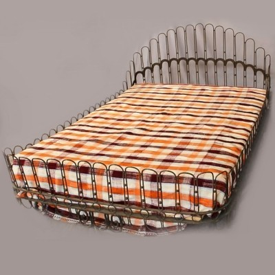 French Midcentury french size metal Bed-Day Bed