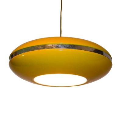 Space Age ceiling lamp, Germany 1960s