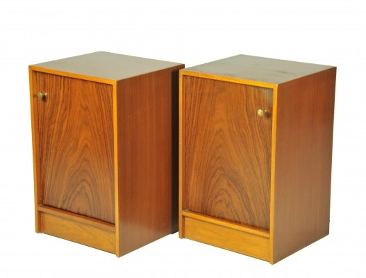 Pair of Nightstand cabinets, 1960s