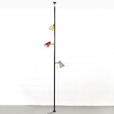 Zonneserie clamp floor lamp by H. Busquet for Hala Zeist